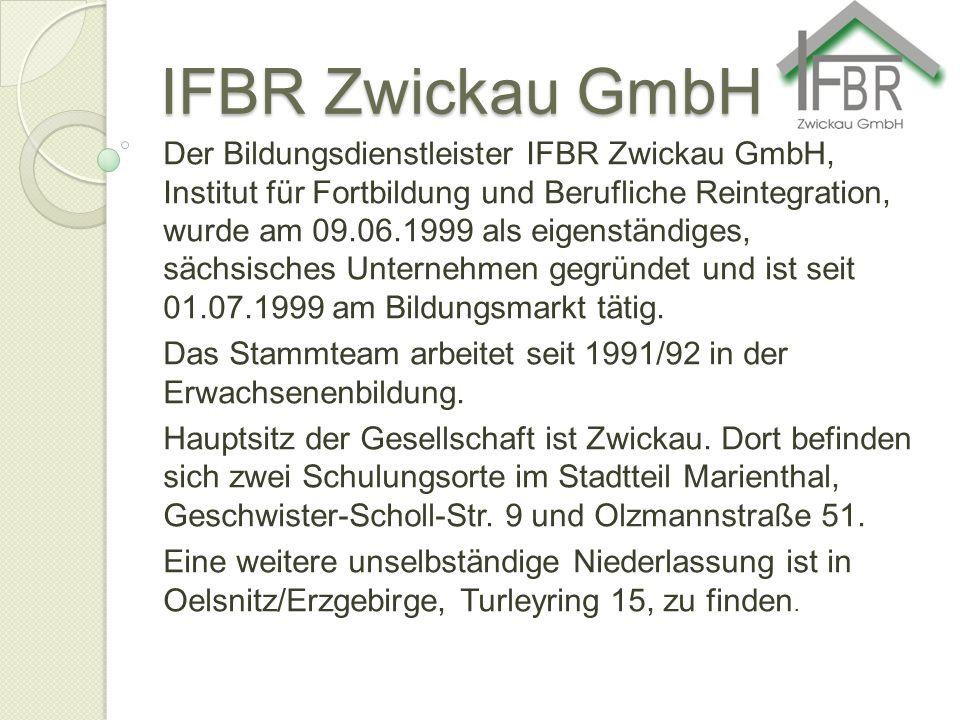 IFBR Zwickau GmbH