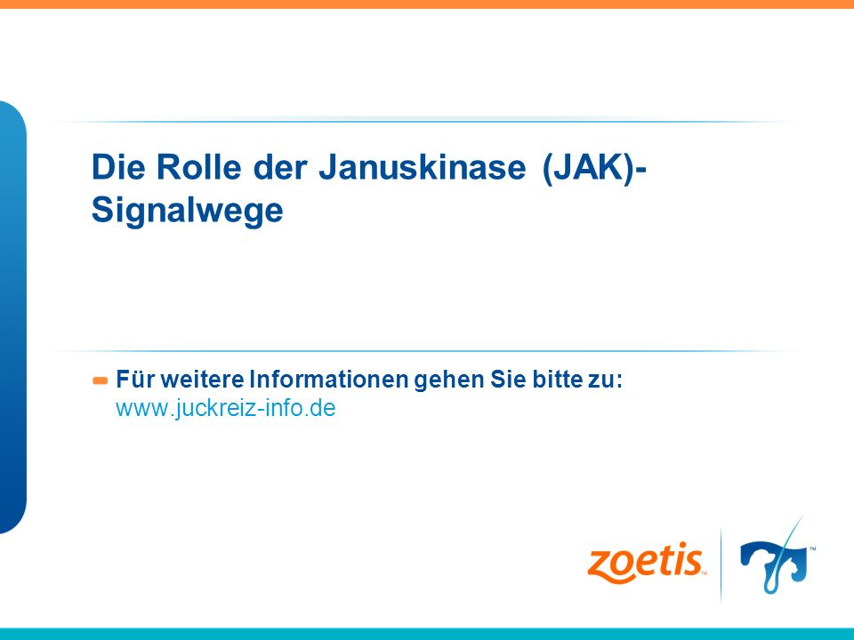Die Rolle der Januskinase (JAK)-Signalwege