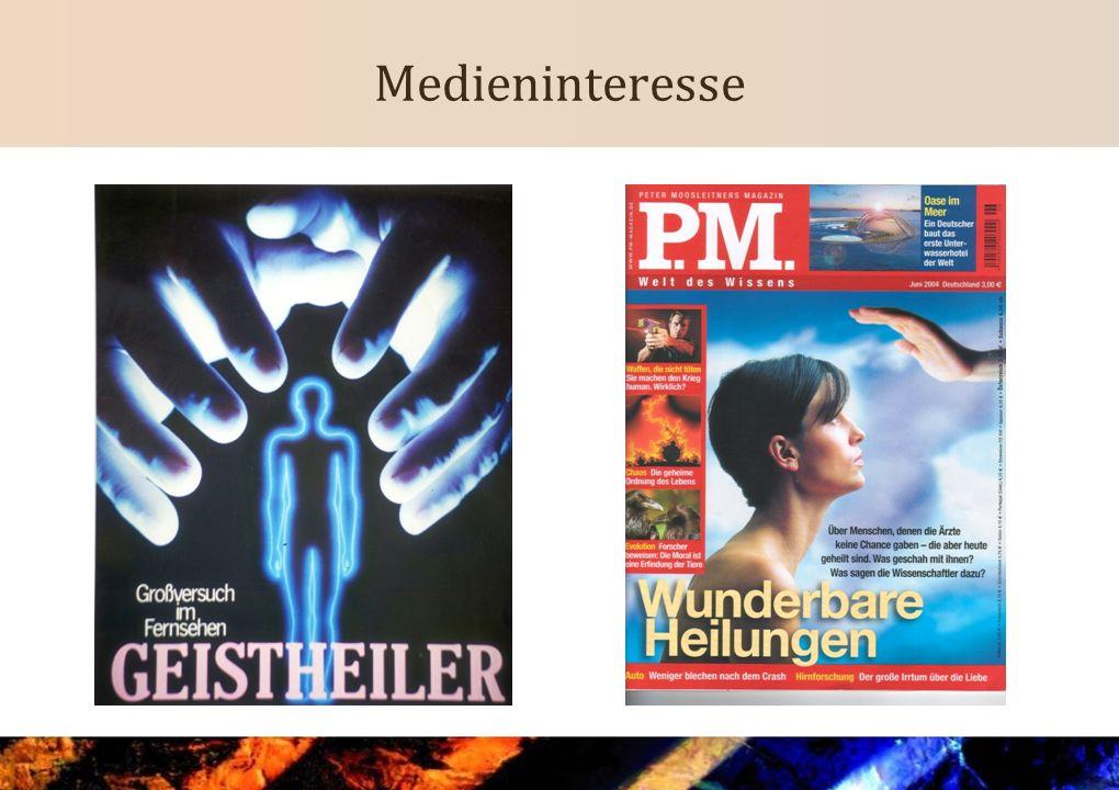 Medieninteresse