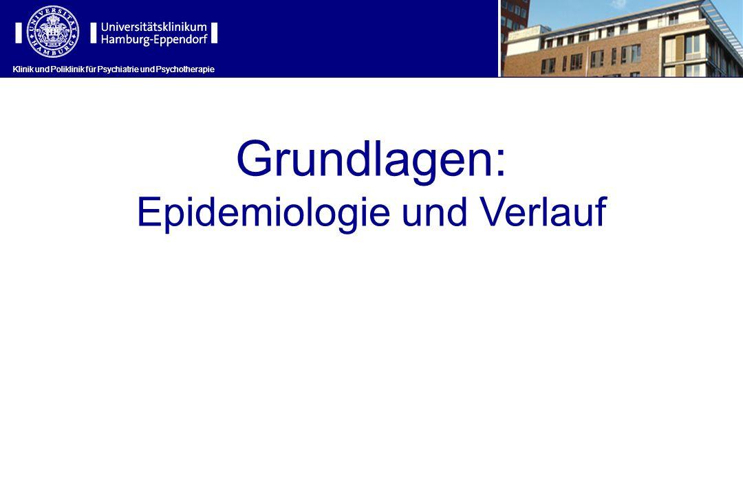 Epidemiologie und Verlauf