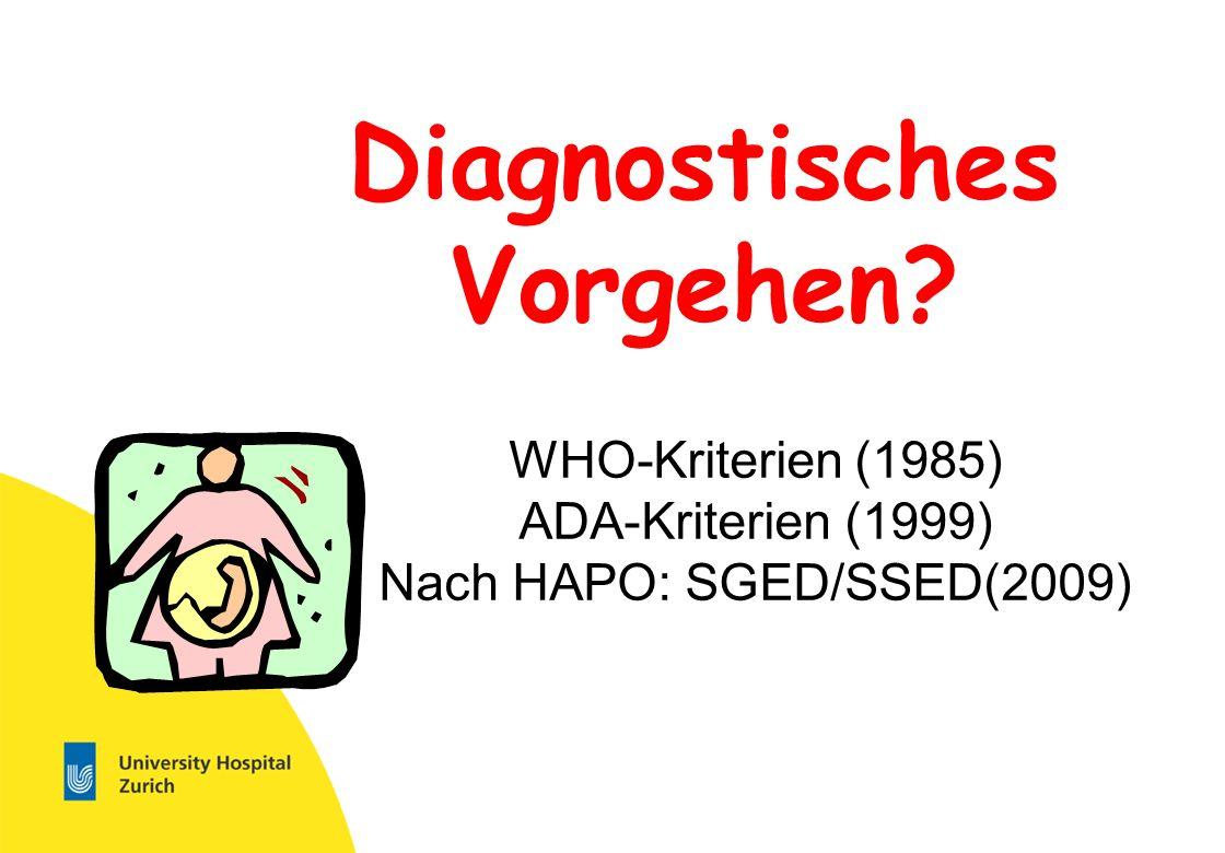 Diagnostisches Vorgehen