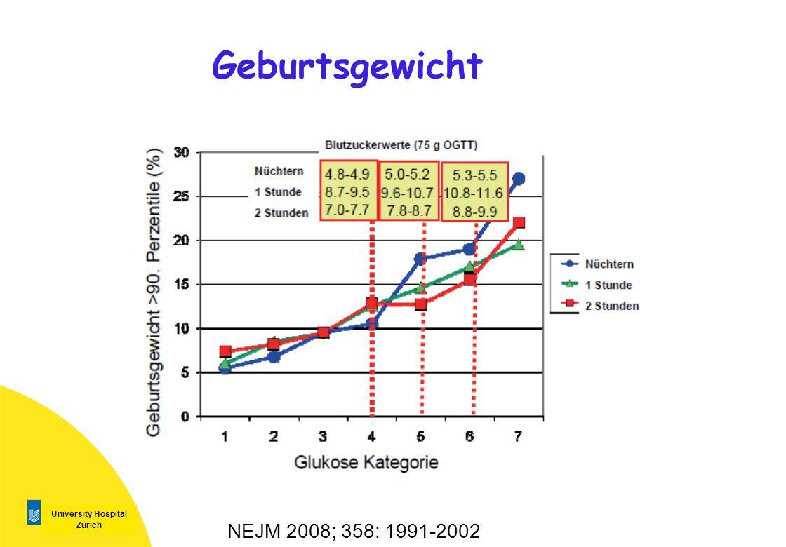 Geburtsgewicht NEJM 2008; 358: 1991-2002 30 30