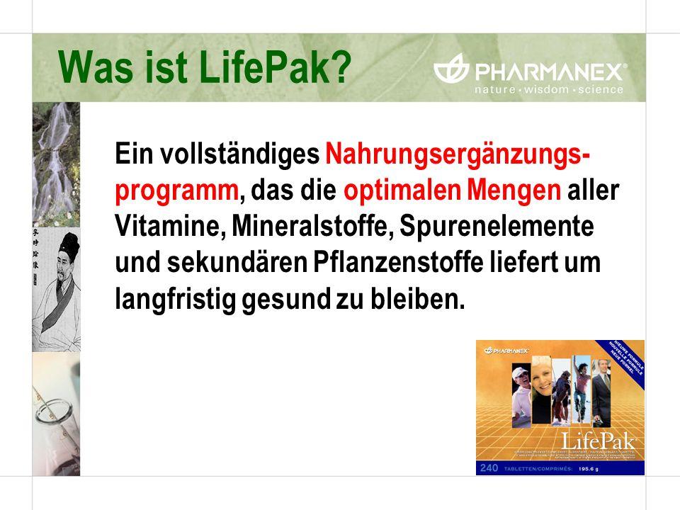 Was ist LifePak