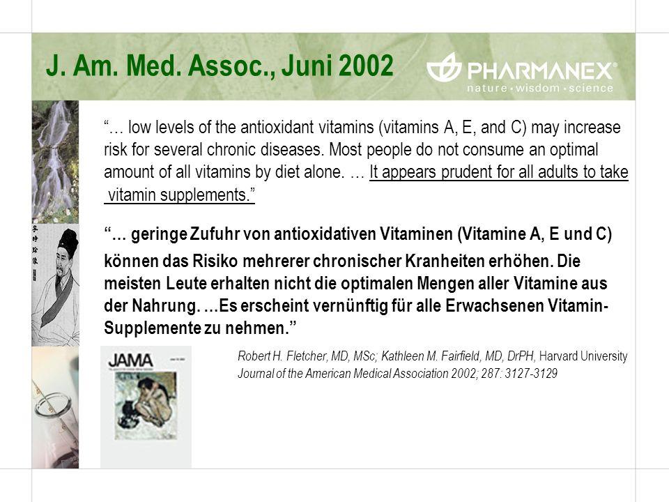J. Am. Med. Assoc., Juni 2002