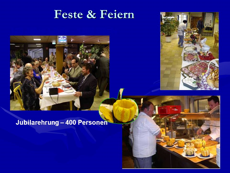 Feste & Feiern 125 Jahre Linde – 1200 Gäste