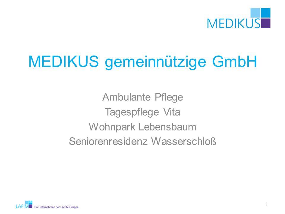 MEDIKUS gemeinnützige GmbH