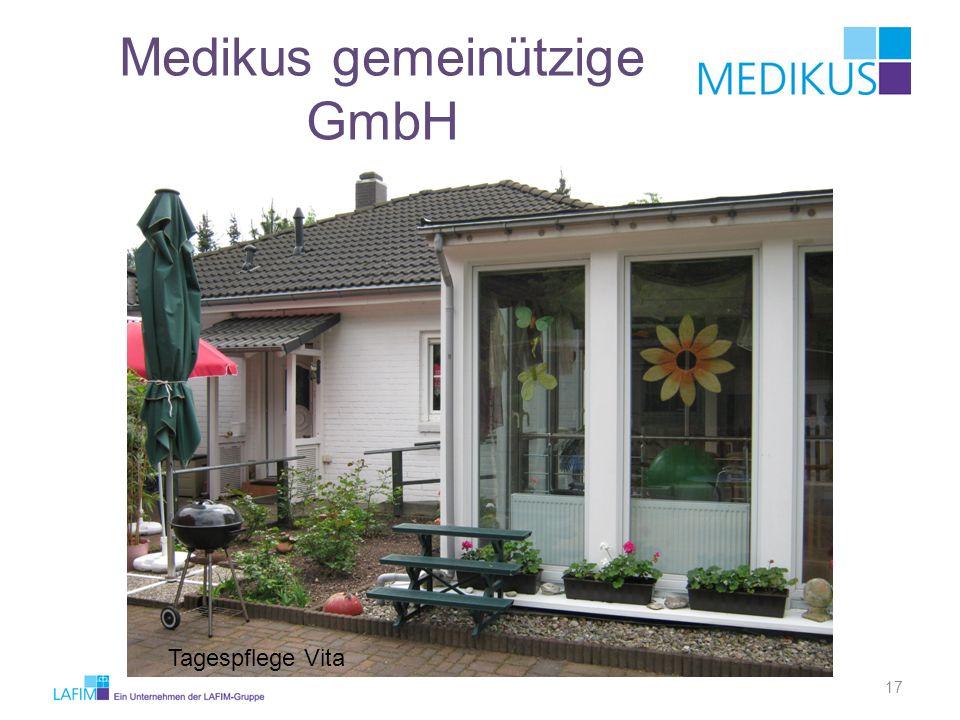 Medikus gemeinützige GmbH