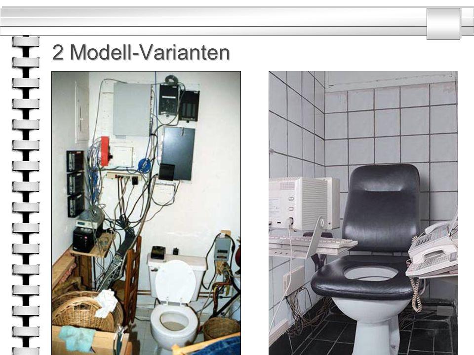 2 Modell-Varianten