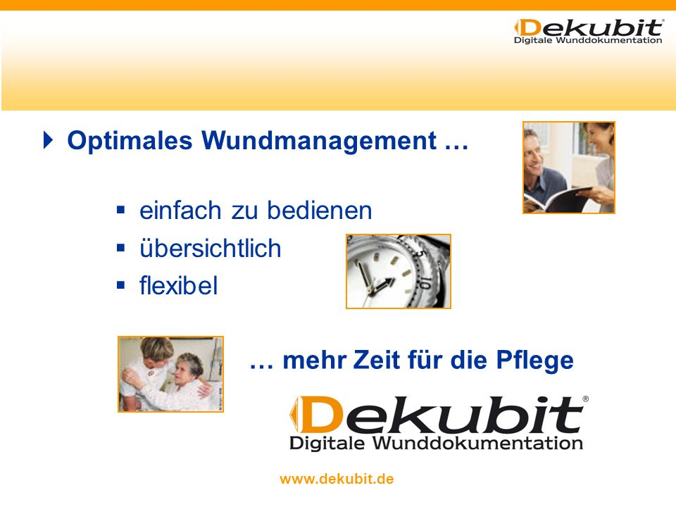 Optimales Wundmanagement …
