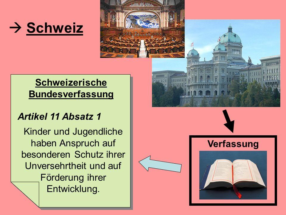 Schweizerische Bundesverfassung