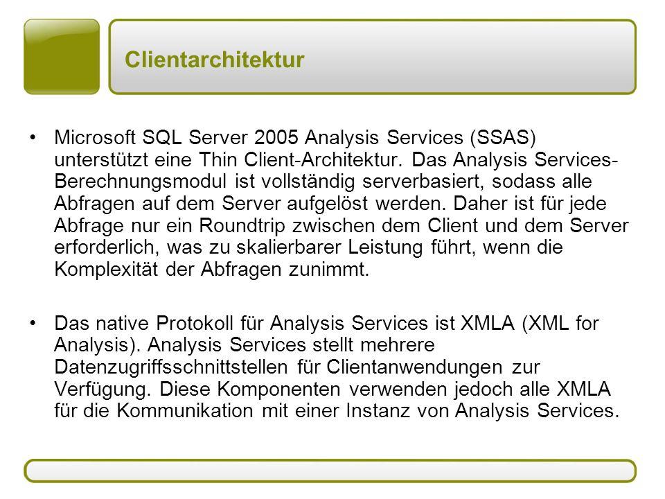 Clientarchitektur