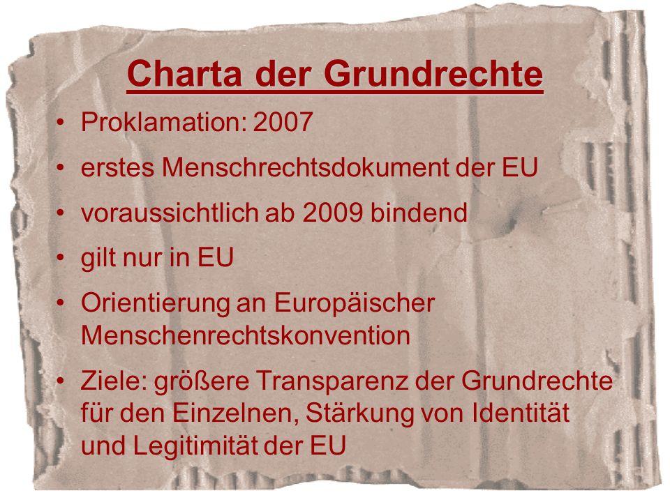 Charta der Grundrechte