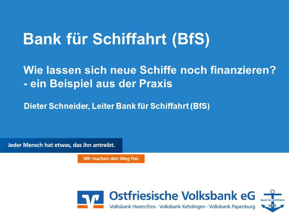 Bank für Schiffahrt (BfS)