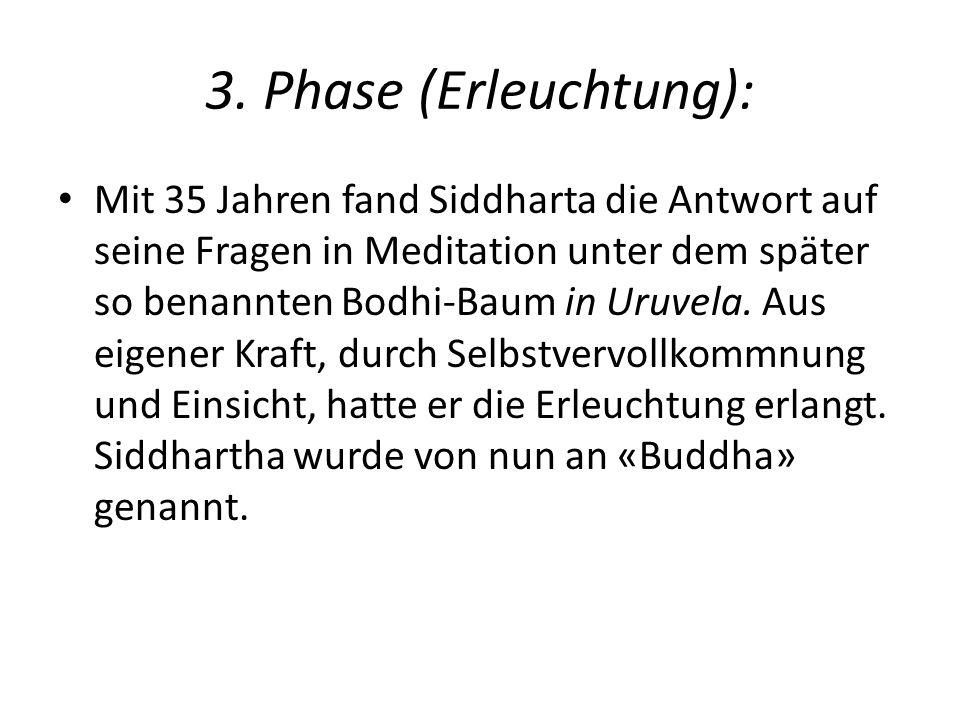 3. Phase (Erleuchtung):