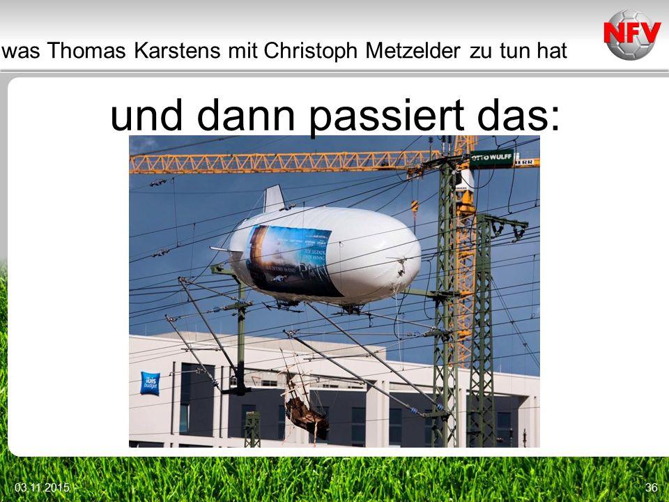 was Thomas Karstens mit Christoph Metzelder zu tun hat