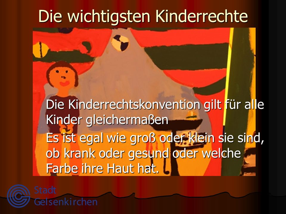 Die wichtigsten Kinderrechte