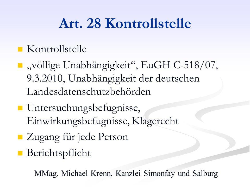 MMag. Michael Krenn, Kanzlei Simonfay und Salburg