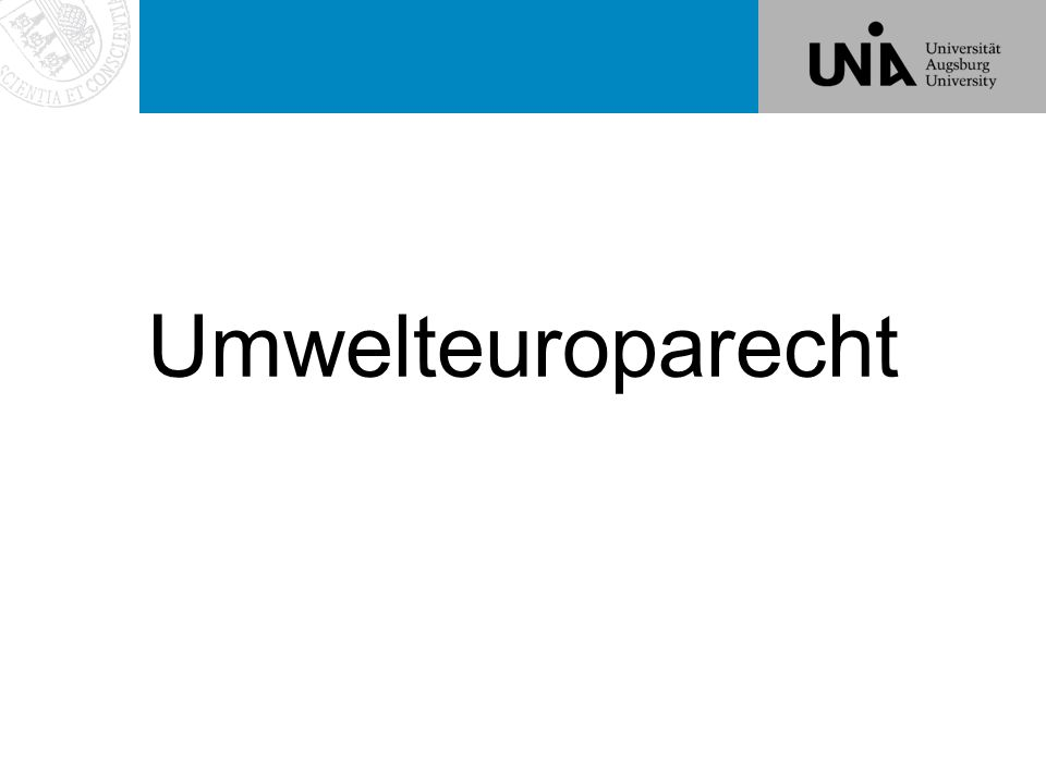 Umwelteuroparecht