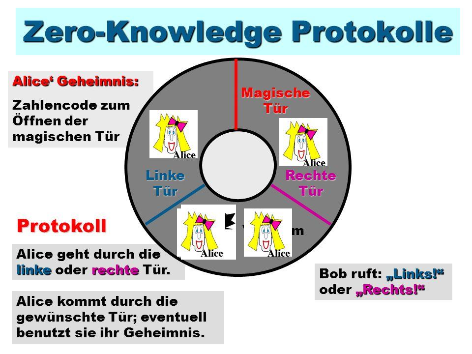 Zero-Knowledge Protokolle