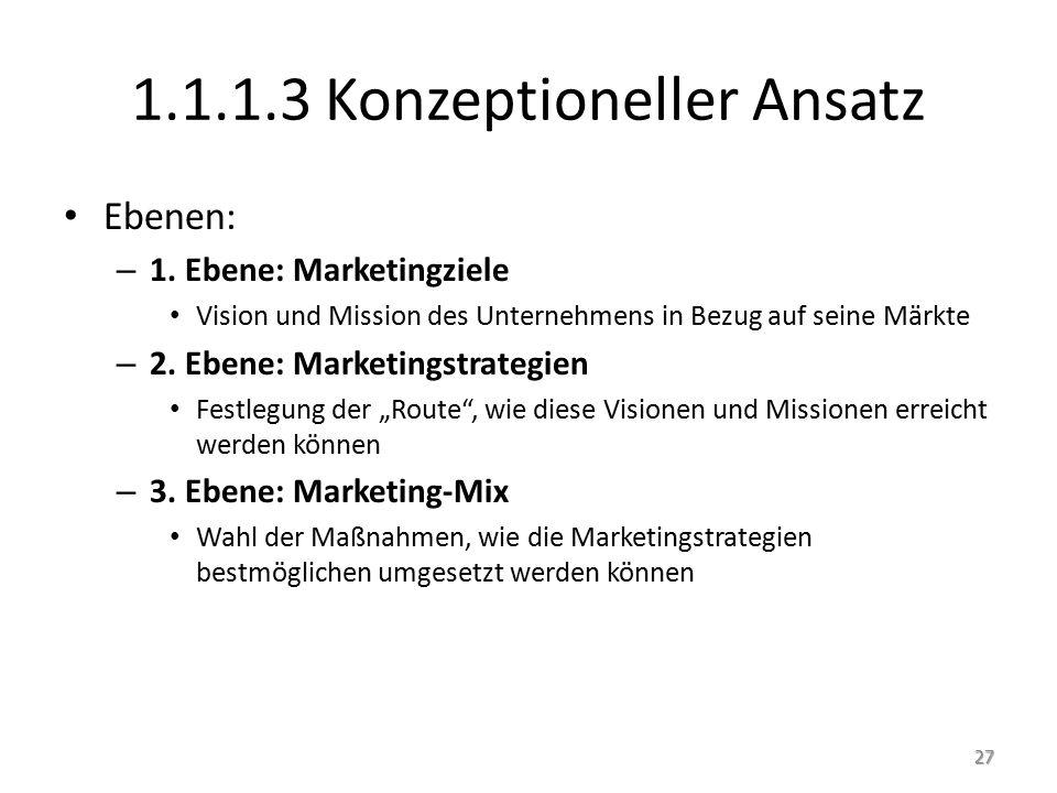 1.1.1.3 Konzeptioneller Ansatz