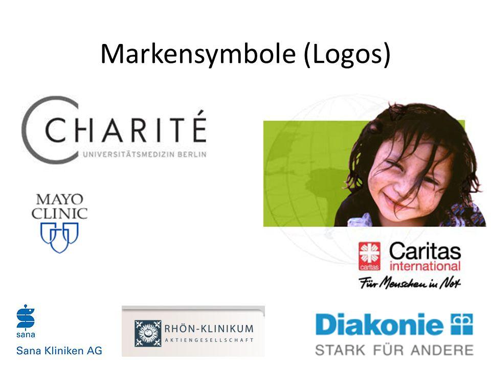 Markensymbole (Logos)