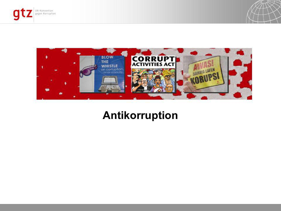 Antikorruption