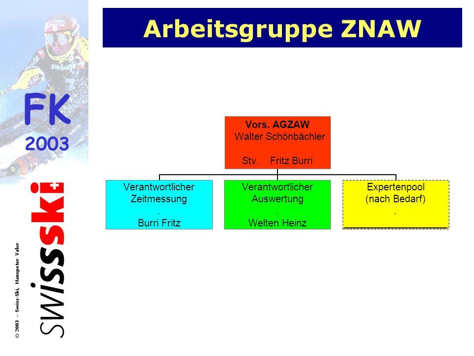 Arbeitsgruppe ZNAW