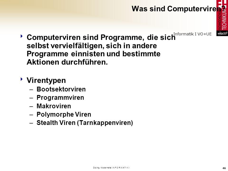 Was sind Computerviren