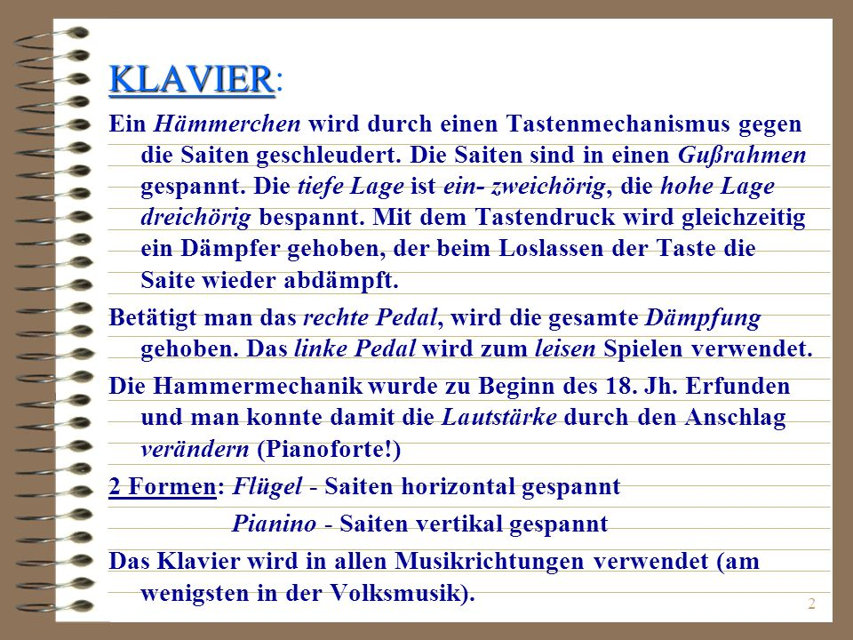 KLAVIER: