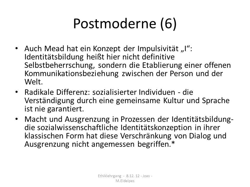 Ethiklehrgang - 8.12. 12 - Joas - M.Eidelpes