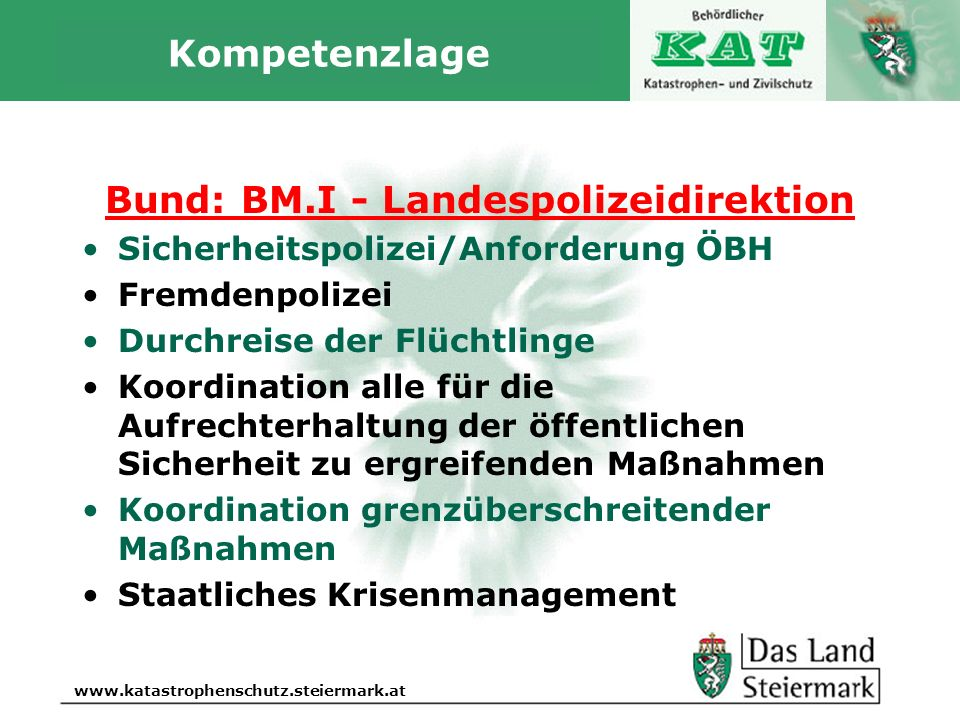 Bund: BM.I - Landespolizeidirektion
