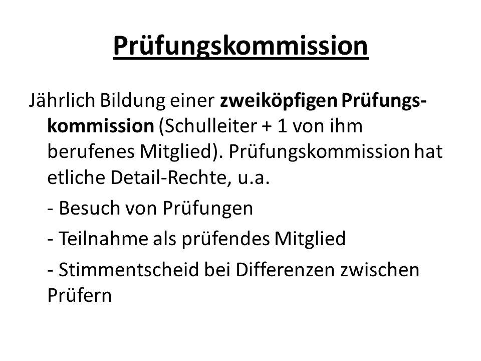 Prüfungskommission