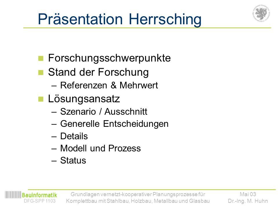 Präsentation Herrsching