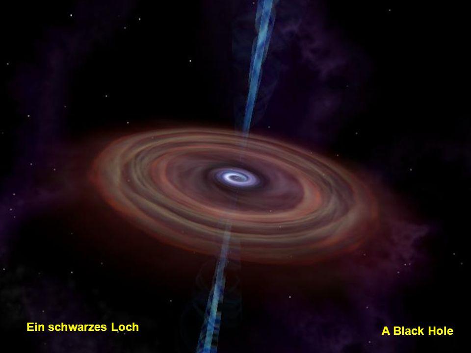 Ein schwarzes Loch http://wissenschaft3000.wordpress.com/ A Black Hole