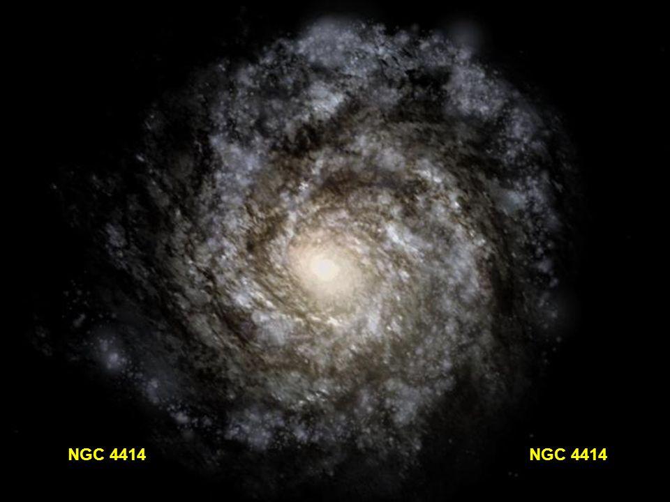 NGC 4414 NGC 4414 http://wissenschaft3000.wordpress.com/