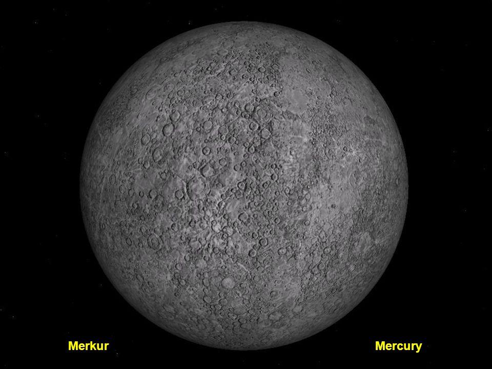 Merkur http://wissenschaft3000.wordpress.com/ Mercury
