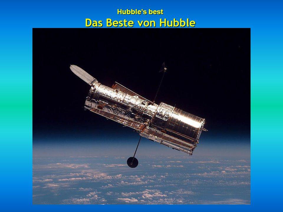 Das Beste von Hubble Hubble's best