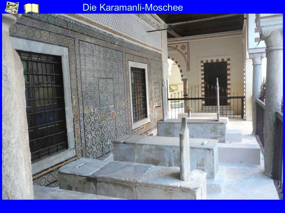 Die Karamanli-Moschee