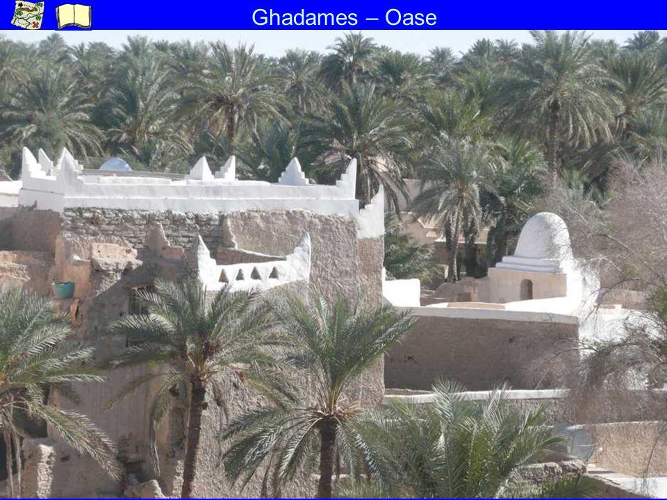 Ghadames – Oase