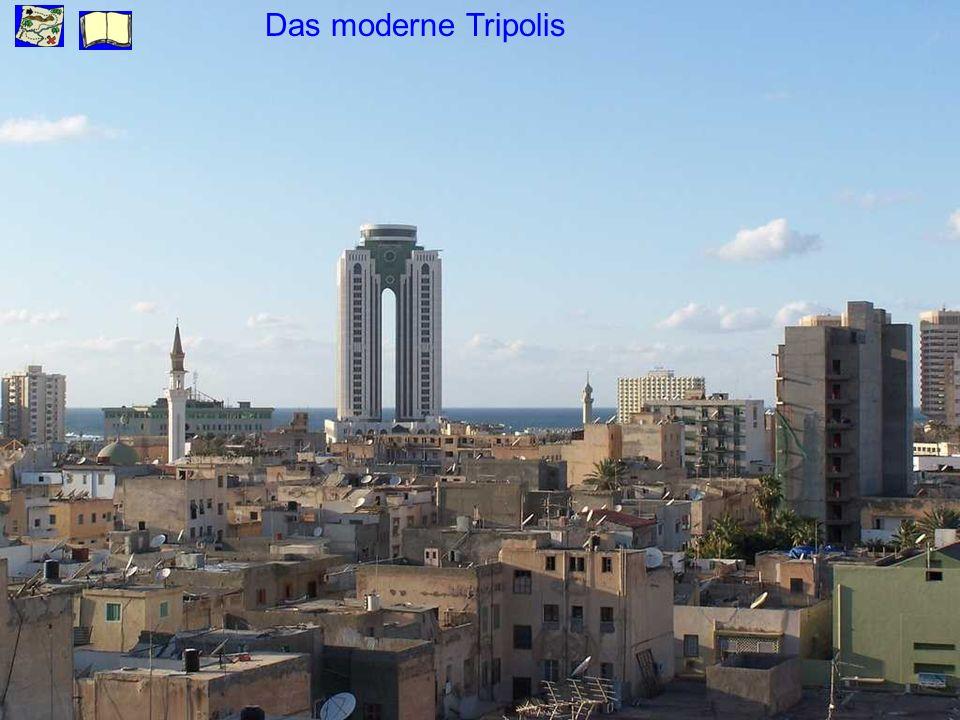 Das moderne Tripolis