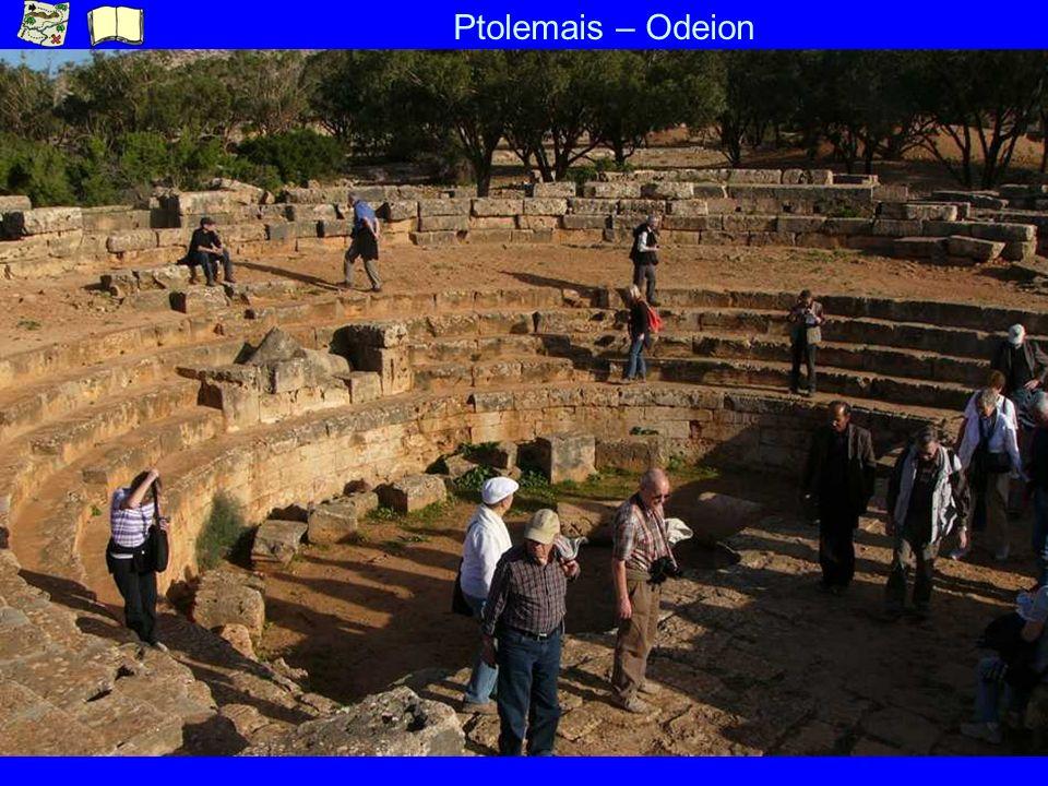 Ptolemais – Odeion