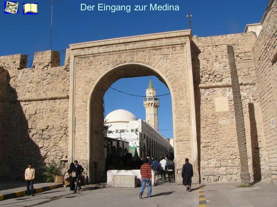 Der Eingang zur Medina