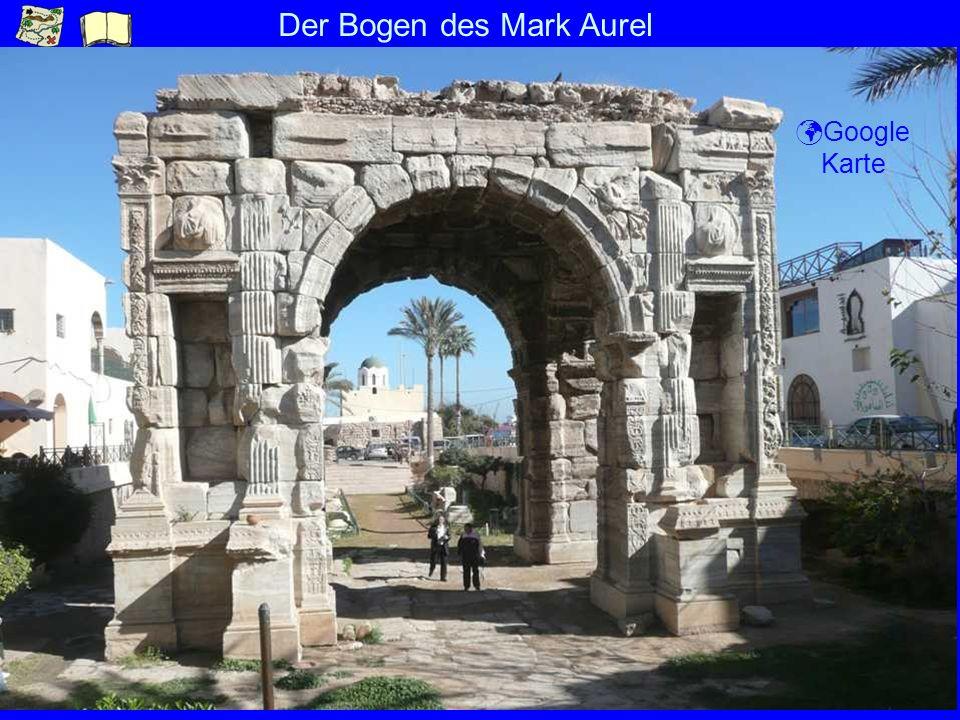 Der Bogen des Mark Aurel