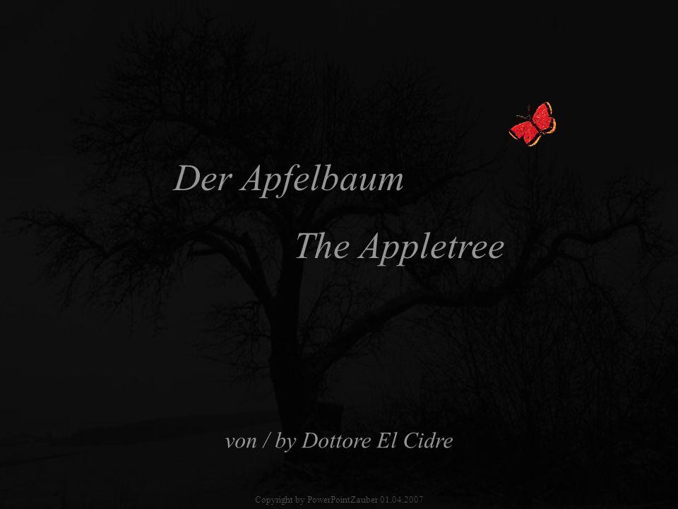 Der Apfelbaum The Appletree von / by Dottore El Cidre