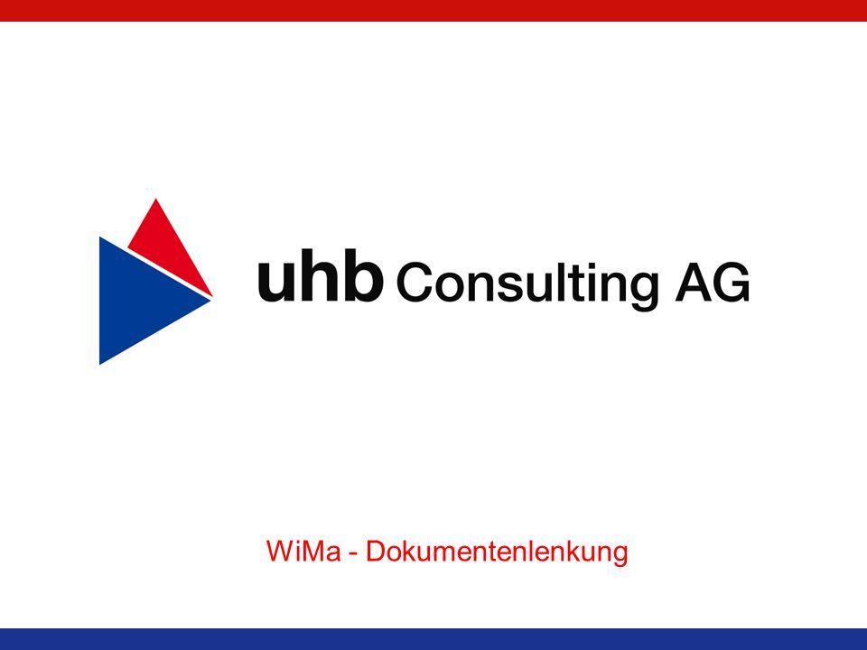 WiMa - Dokumentenlenkung