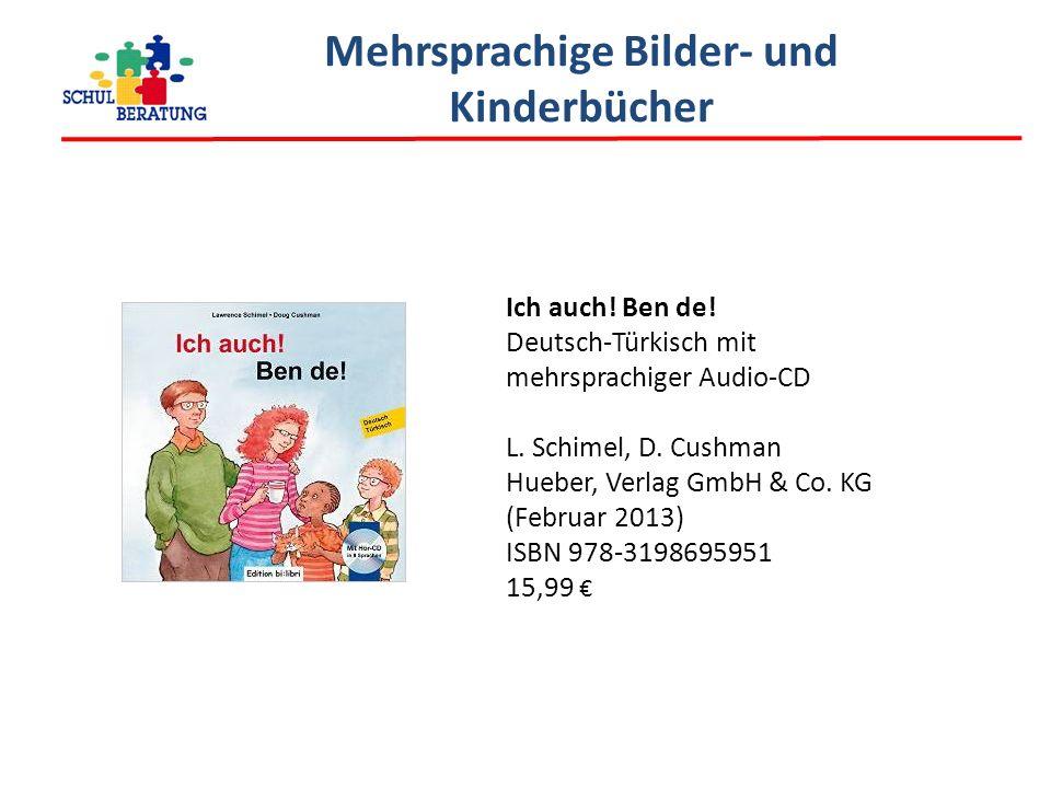 Mehrsprachige Bilder- und Kinderbücher