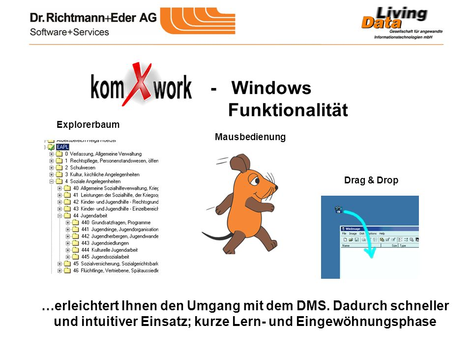 - Windows Funktionalität