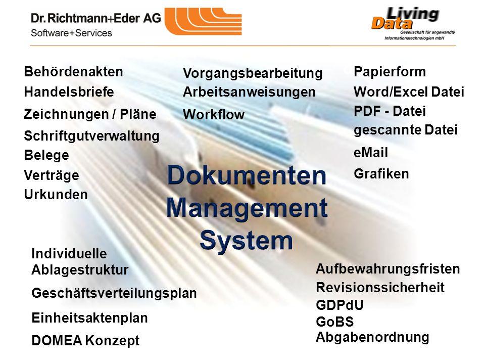 Dokumenten Management System