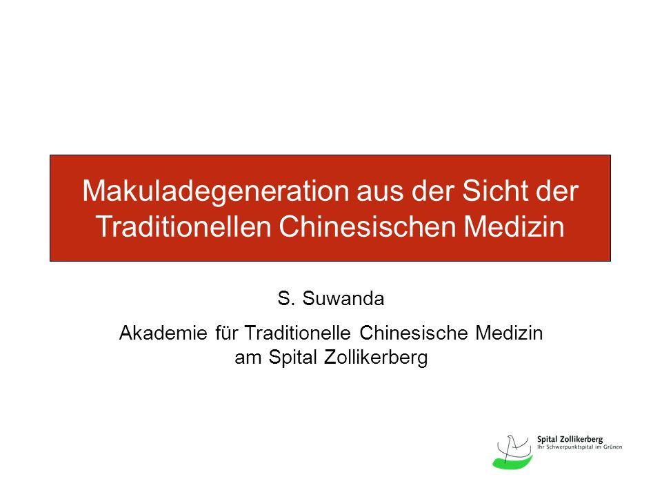 Akademie für Traditionelle Chinesische Medizin am Spital Zollikerberg