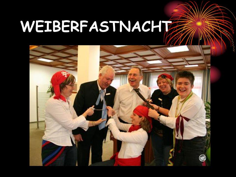 WEIBERFASTNACHT